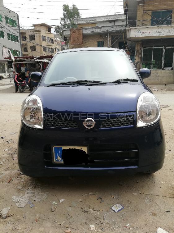 Nissan Moco G Four Aero Style Plus Navi 2010 Image-1
