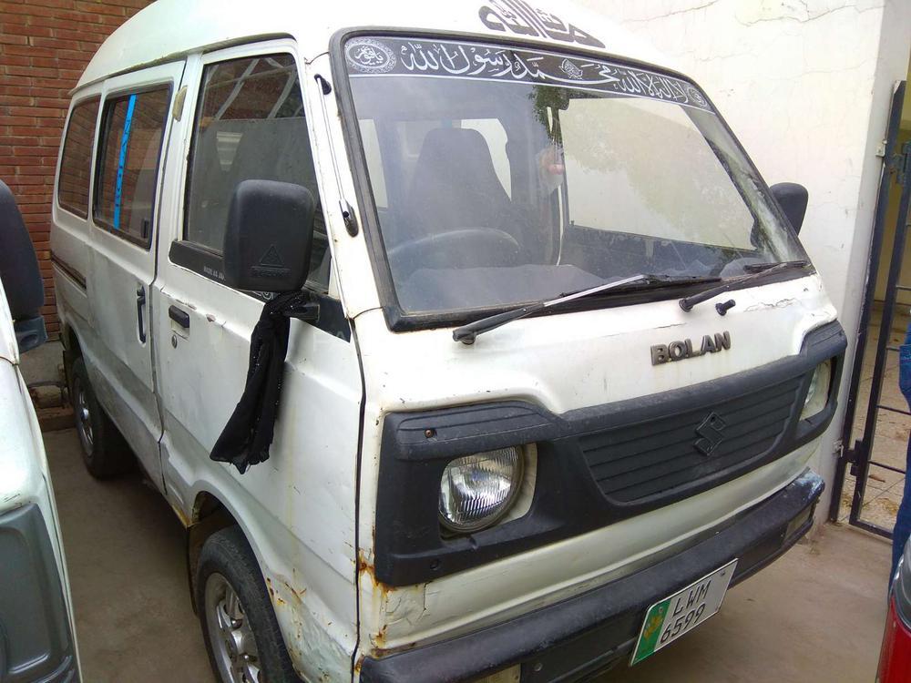 Suzuki Bolan 2006 Image-1