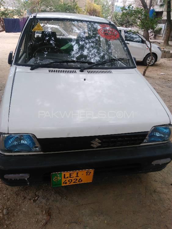 Suzuki Mehran VXR (CNG) 1992 Image-1