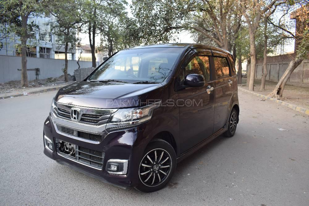 Honda N Wgn Custom G L Package 2017 Image-1
