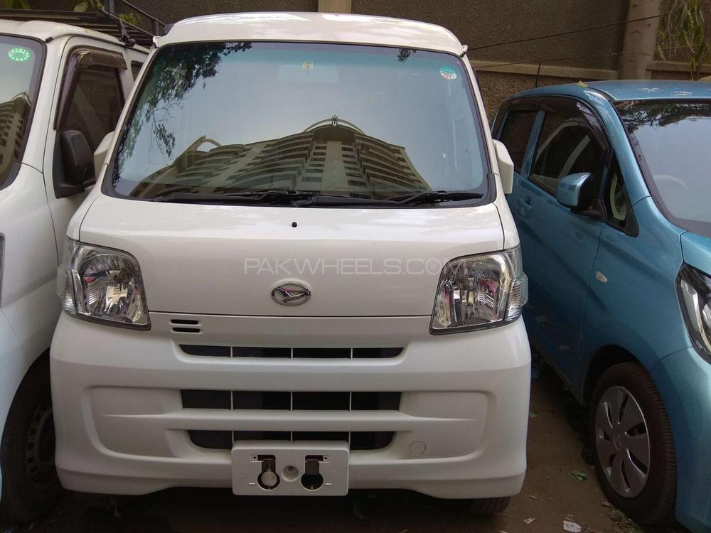 Daihatsu Hijet Deluxe 2012 Image-1
