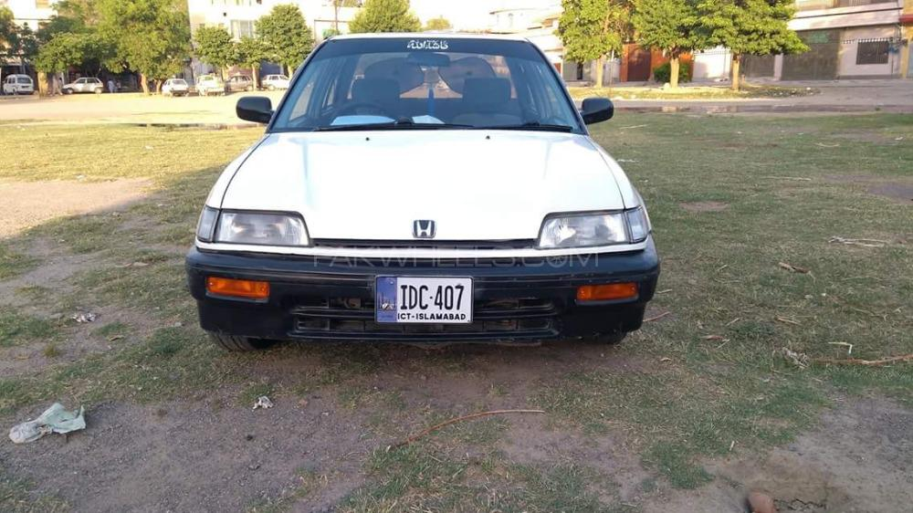 Honda Civic 1989 Image-1