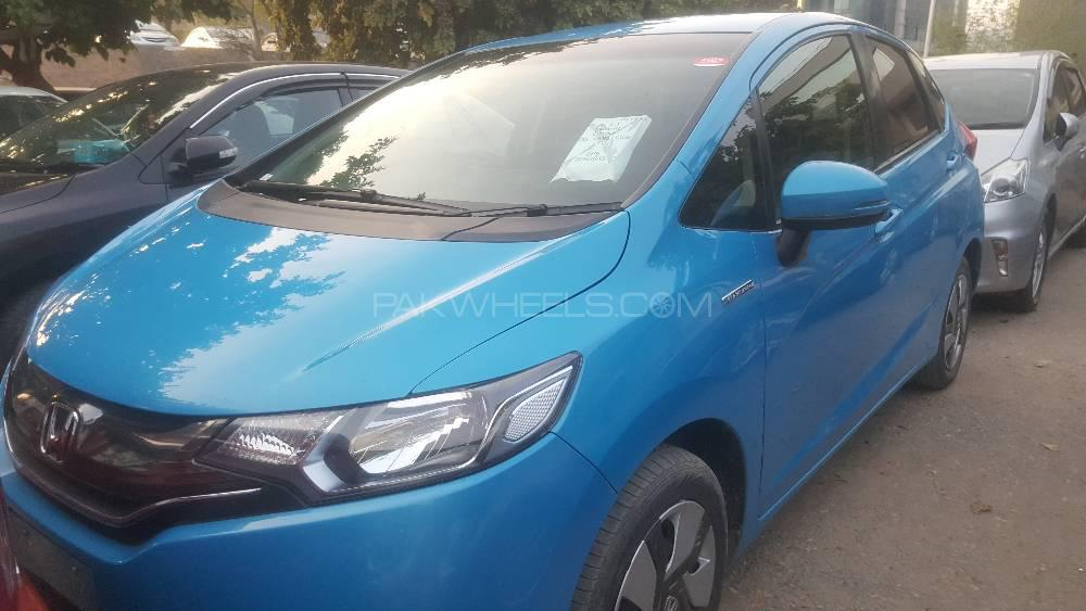 Honda Fit 13G F Package 2014 Image-1