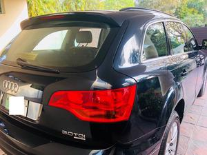 Audi Q7 2018 Prices in stan, Pictures and Reviews   PakWheels