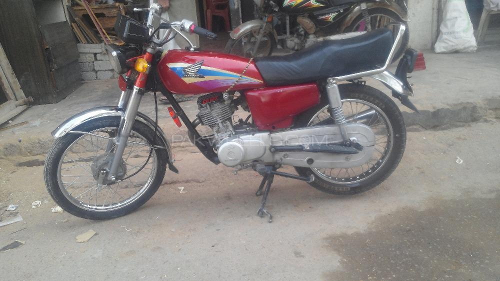 Pak Hero PK125 2005 Image-1