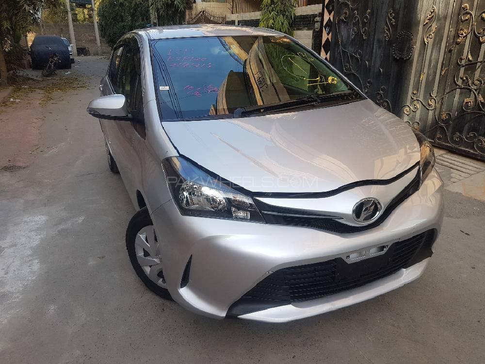 Toyota Vitz 2015 Image-1