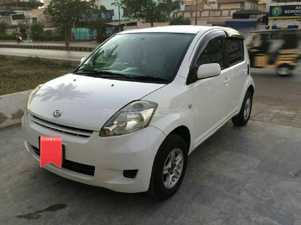 Daihatsu Boon 1.0 CL 2009 Image-1