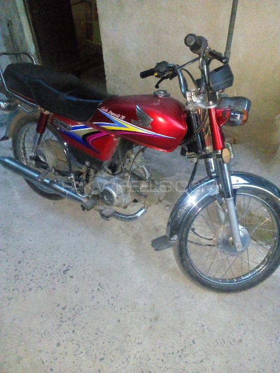 Honda CD 70 2010 Image-1