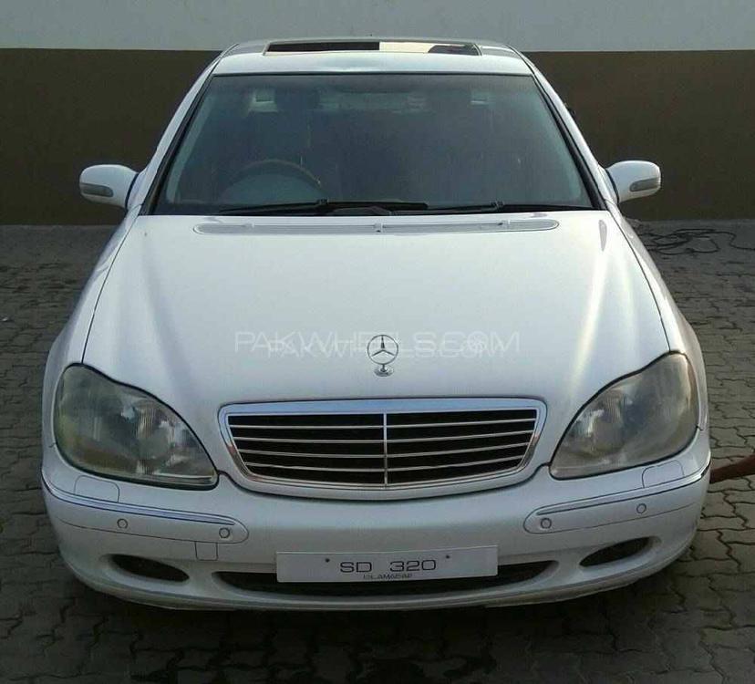 Mercedes Benz S Class S 320 2000 Image-1