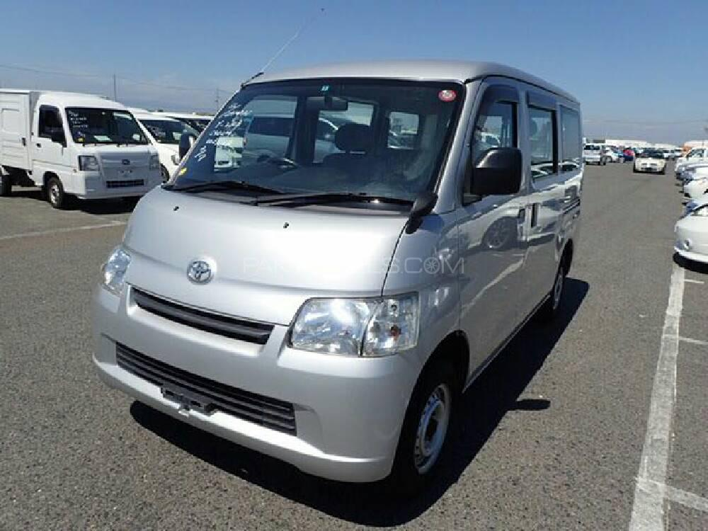 Toyota Town Ace 2017 Image-1