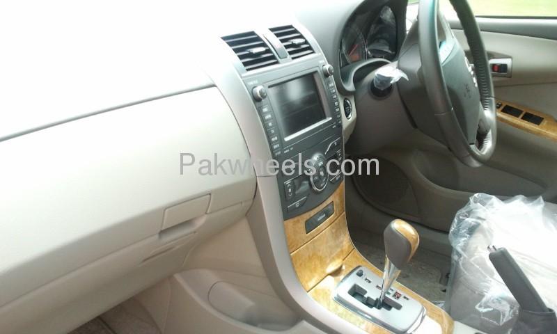 Toyota Corolla Axio Luxel Alpha Edition 1.8 2007 Image-4