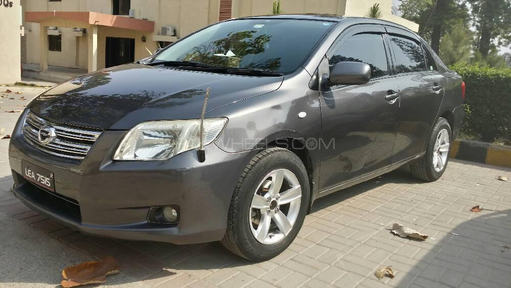 Toyota Corolla Axio X 1.5 2010 Image-1