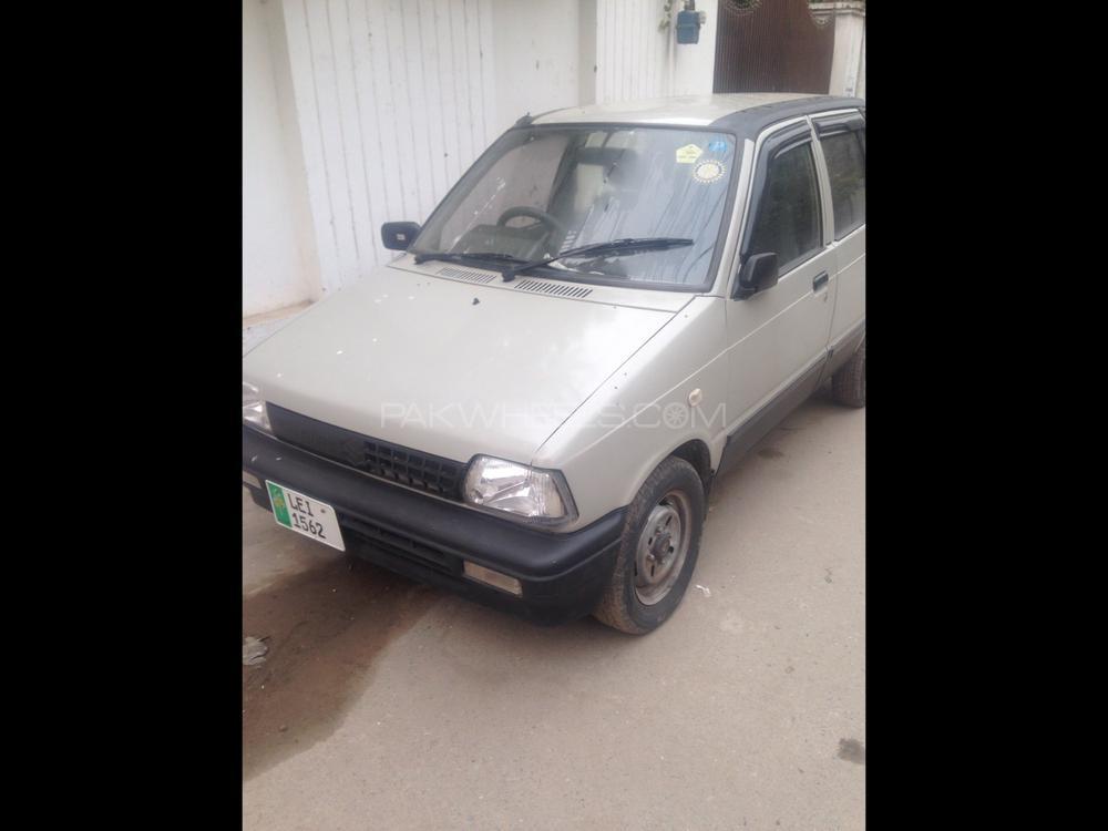 Suzuki Mehran VXR 1988 Image-1