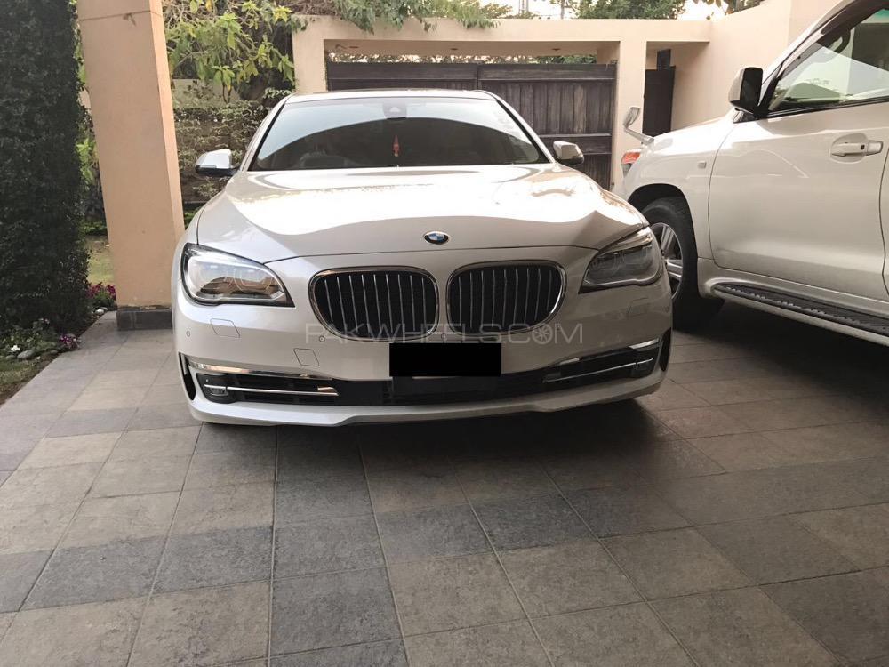 BMW 7 Series ActiveHybrid 7 2013 Image-1