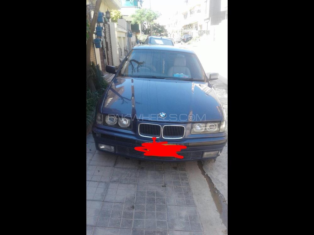 BMW X3 Series 1997 Image-1