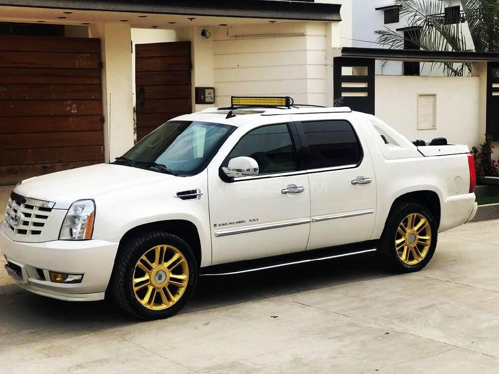 Cadillac Escalade Ext 2007 Image-1