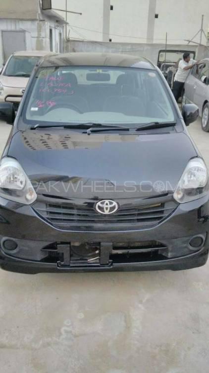 Toyota Pixis Epoch L 2015 Image-1