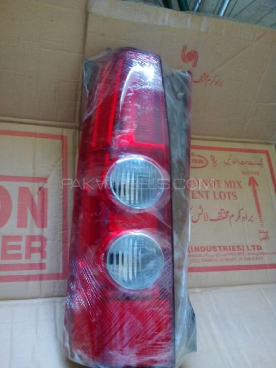 AZ Wagon Mazda 2007 Tail lights pair Image-1