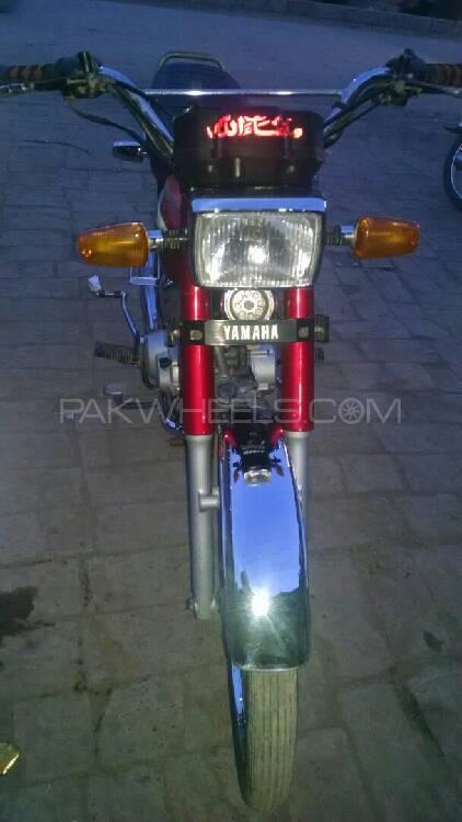 Yamaha 4 YD 100 2009 Image-1