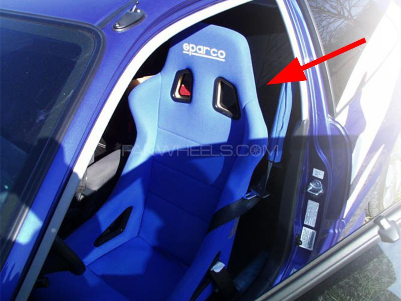 Bucket Seats - Blue in Karachi