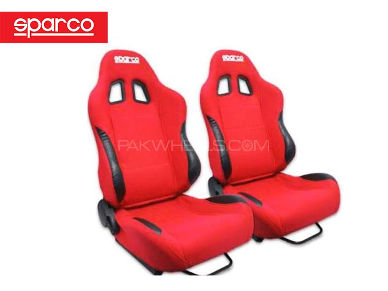 Bucket Seats - Red in Karachi