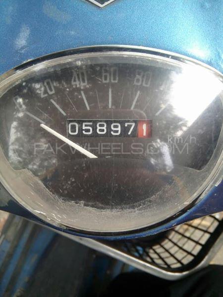 Vespa 150cc 2015 Image-1