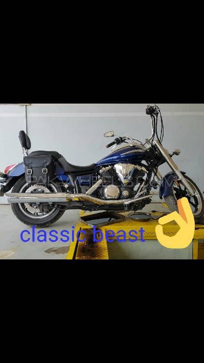 Yamaha V Star 950 2011 Image-1