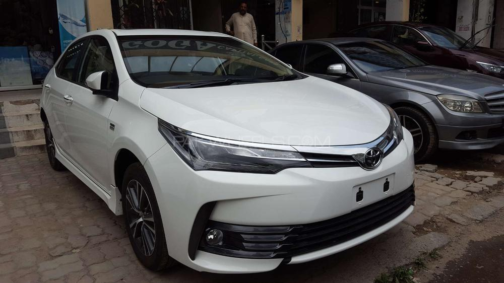 Toyota Corolla Altis Grande CVT-i 1.8 2018 For Sale In