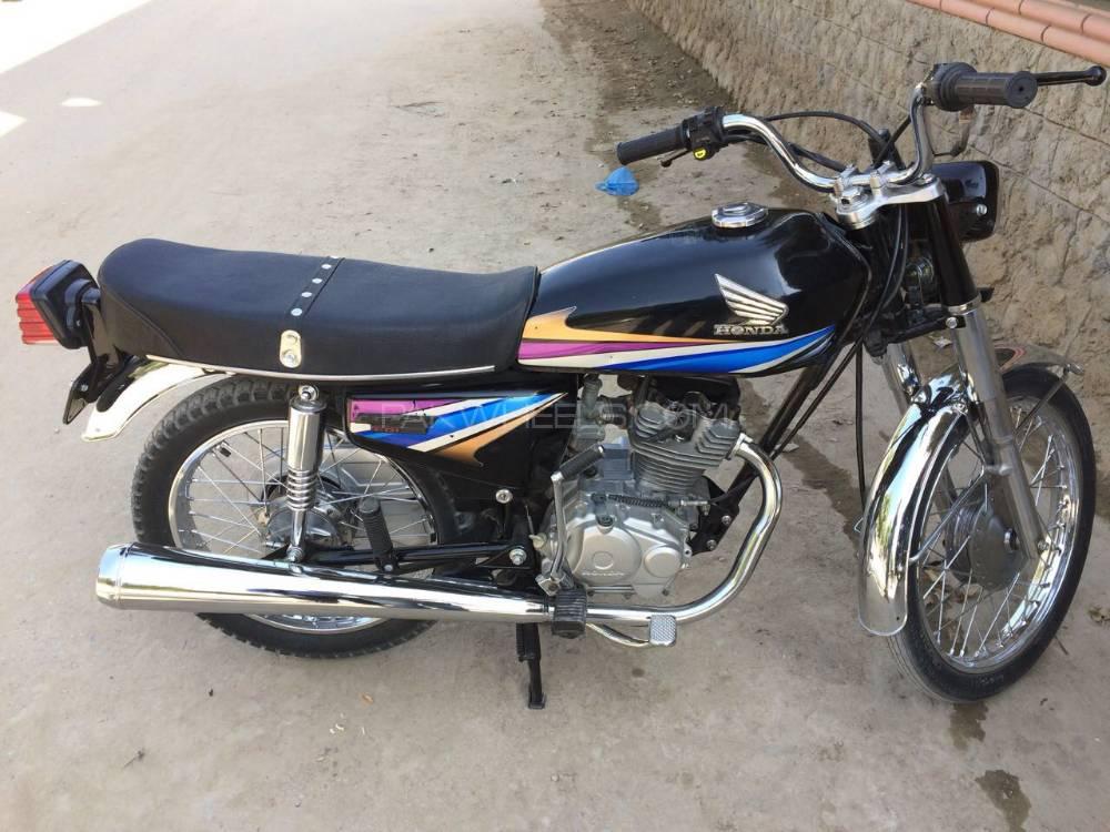 Honda CG 125 2009 Image-1