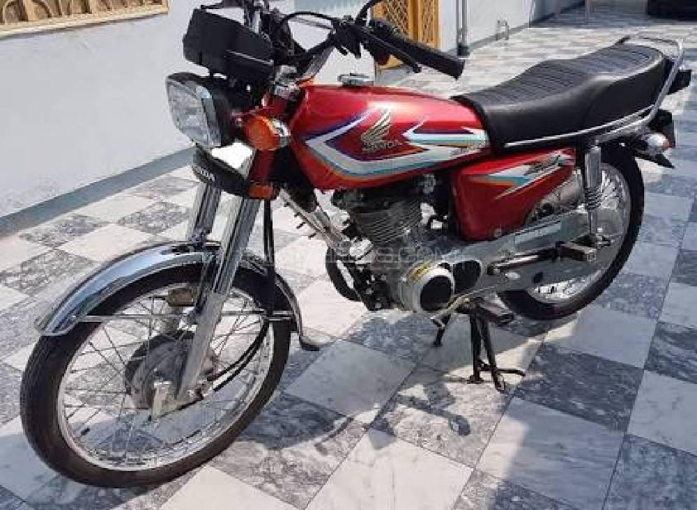 Honda CG 125 2016 Image-1