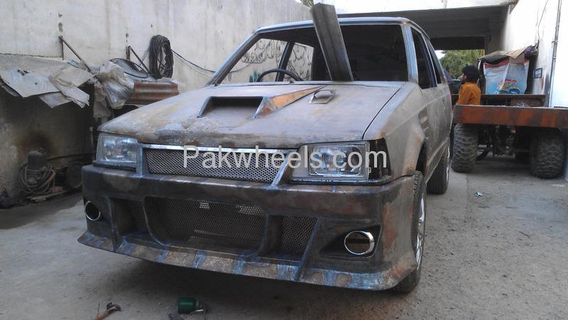 modified cars pakistan.... - 2248451
