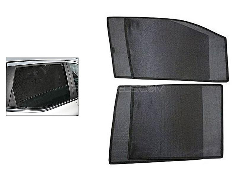 Car Sun Shades Set for Toyota Corolla 1998 Image-1