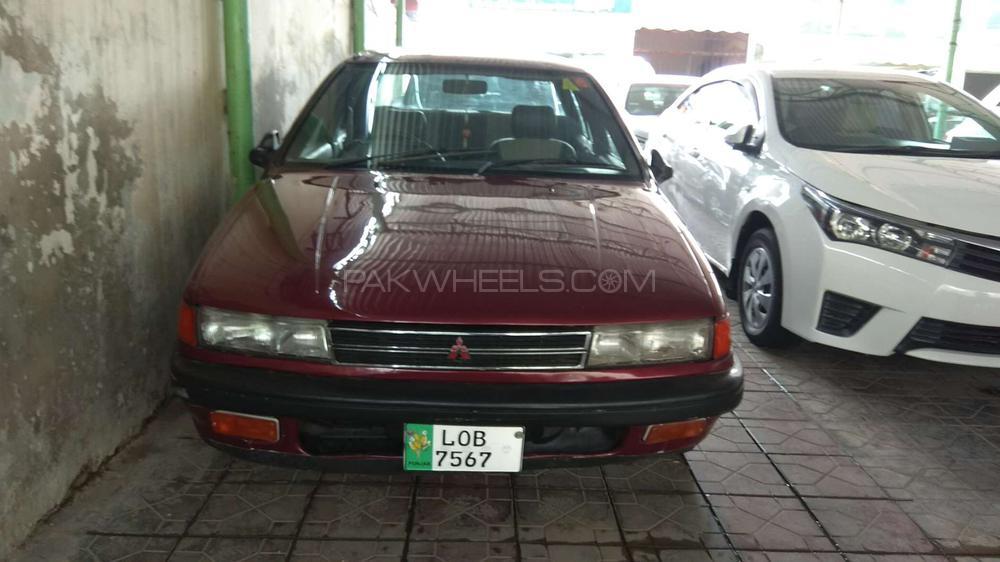 Mitsubishi Lancer GLX 1.5 1991 Image-1