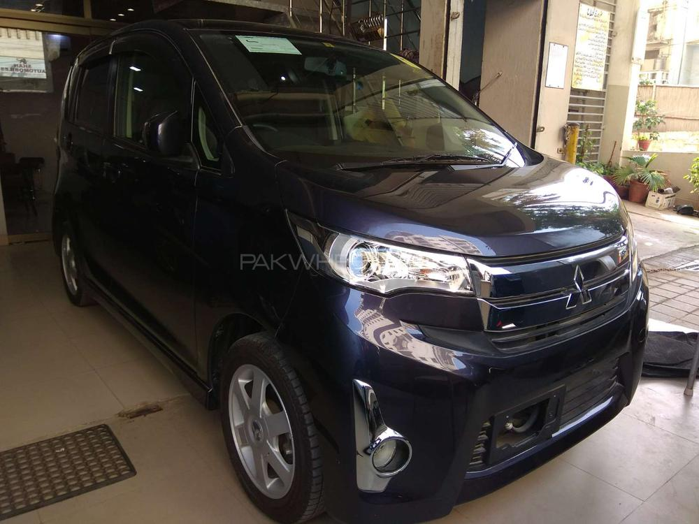 Mitsubishi EK Custom T 2014 Image-1