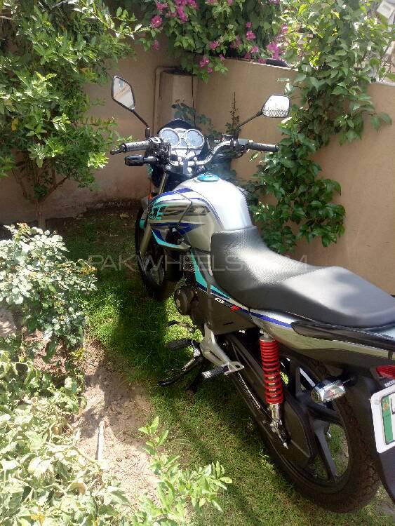 Honda CB 150F 2018 Image-1
