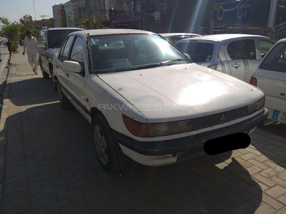 Mitsubishi Lancer GL 1989 Image-1