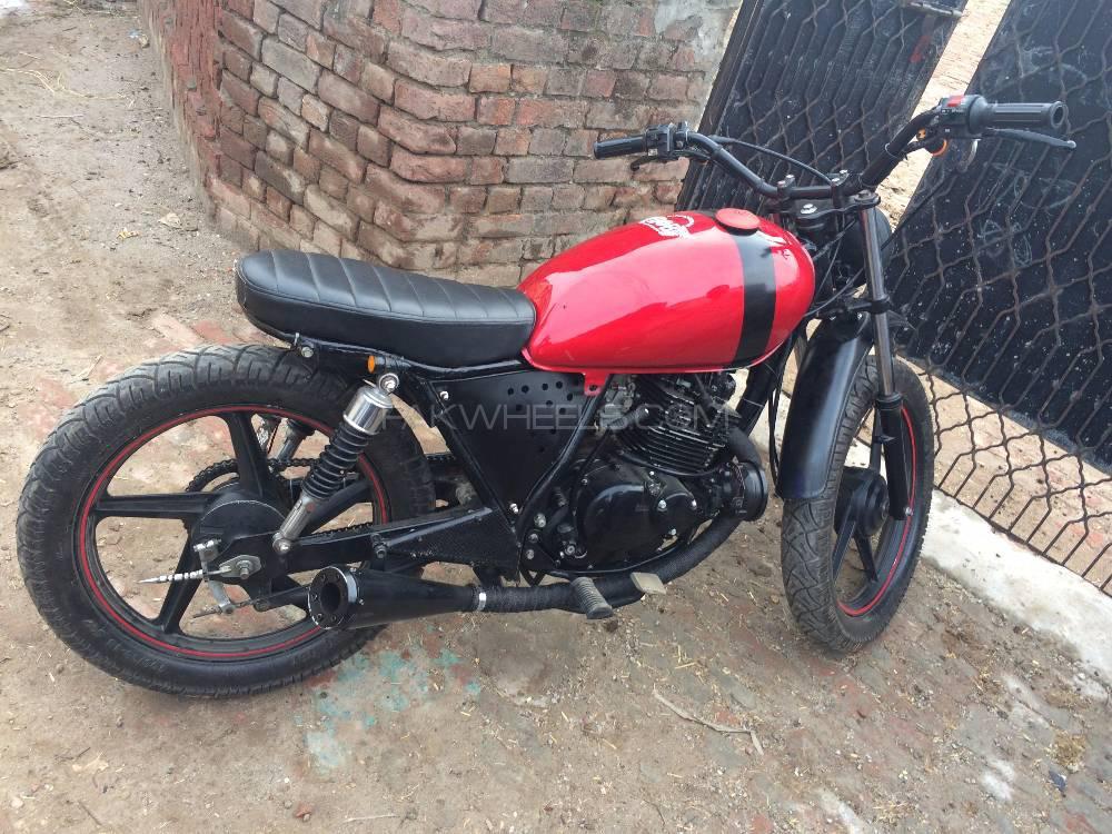 Suzuki GS 150 2008 Image-1