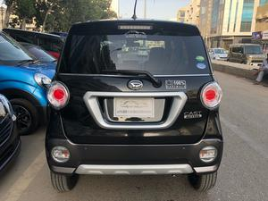 ®GARIWALA® Daihatsu Activa, Activa GSA-ll, 660C.c, Eco-Idle stop technology, Pearl Black,  Activa Package, 5-Seater,( Sofa Seats), Model 2016, Fresh cleared/import 2018, Original 12,000 K.M, Original DLR's ( Day Light Running LEDs ), Special Design HID Head Lights Auto headlights, Electrical retractable side mirrors,  Push Start, Power Windows, Power Steering, Traction Control, Original Alloy Wheels, Original HID lights, Xenon Head lamps  Original UV Glass/Windows, Auto start stop engine,  Moveable/slide down Back seat(s),  Original DVD-Player, Back Camera, 100%Genuine/ Guarantee.
