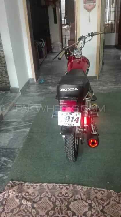 Honda CG 125 2017 Image-1