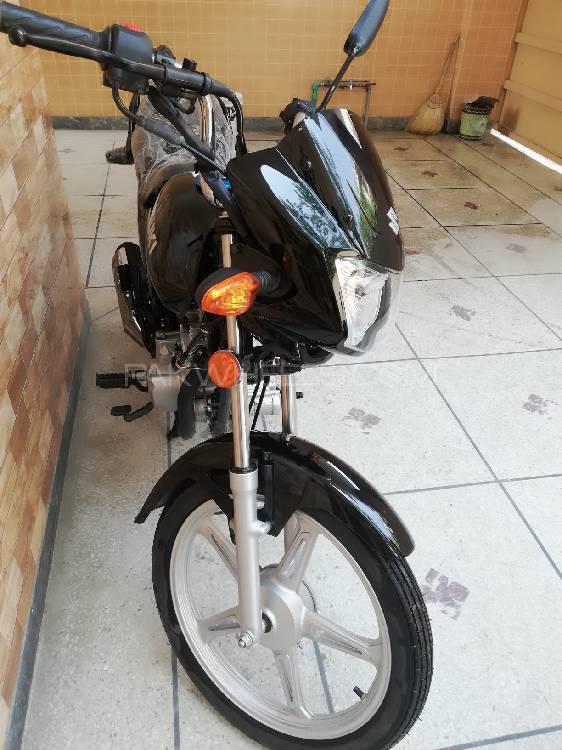Suzuki GD 110S 2018 Image-1