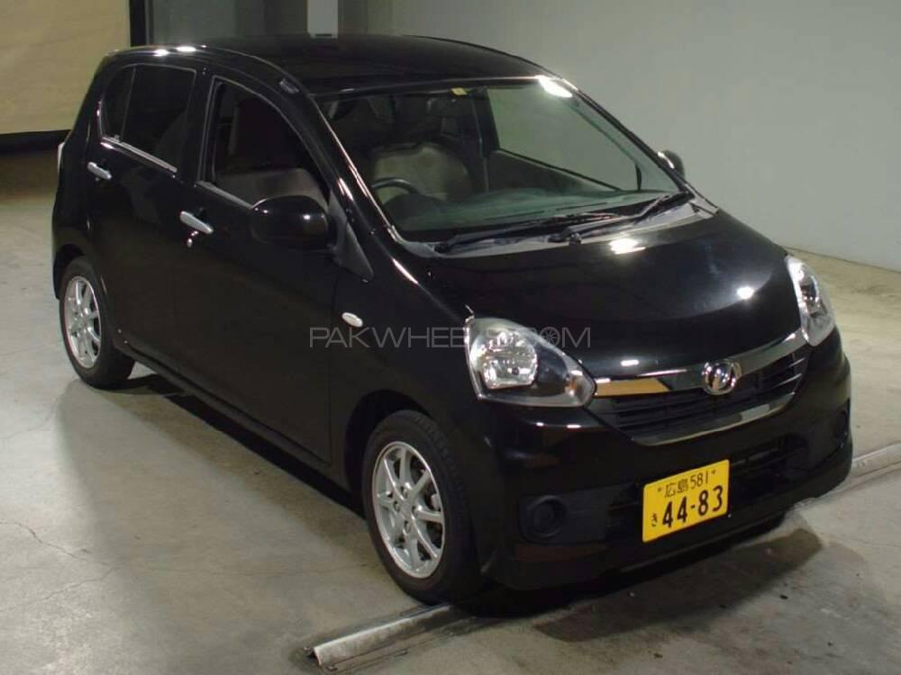 Daihatsu Mira X 2014 Image-1