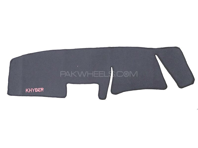 Dashboard Cover Carpet For Suzuki Khyber 1989-1999 Image-1