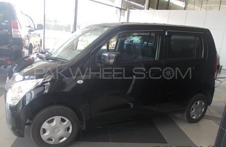 Suzuki Wagon R Limited 2009 Image-1