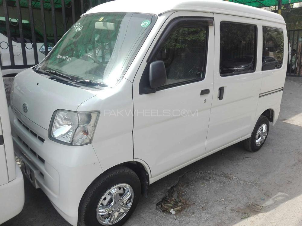 Daihatsu Hijet 2012 Image-1