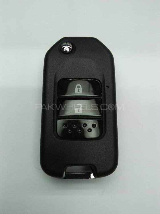 Flip Remote Conversion Honda Civic with Blade Cutting Image-1