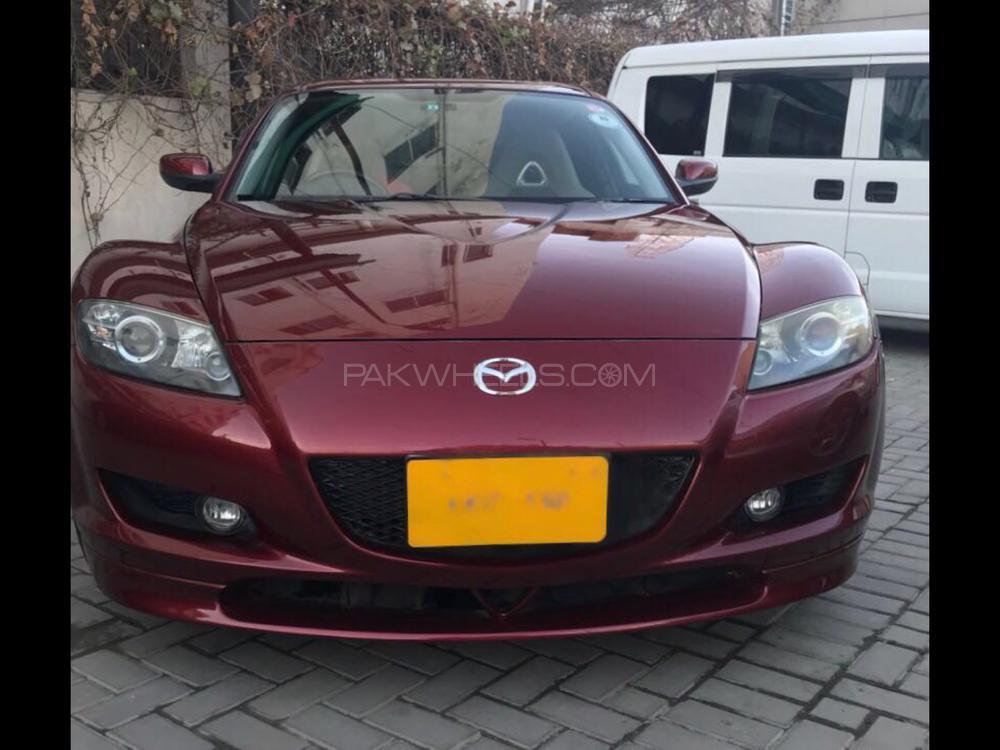 Mazda RX8 Base Grade 2006 Image-1