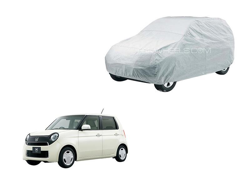 Parachute With PVC Coating Top Cover For Honda N Wagon in Lahore