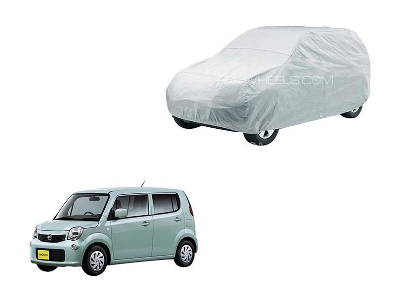 Parachute With PVC Coating Top Cover For Nissan Moco in Lahore