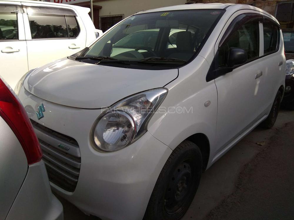 Suzuki Alto ECO-L 2014 Image-1