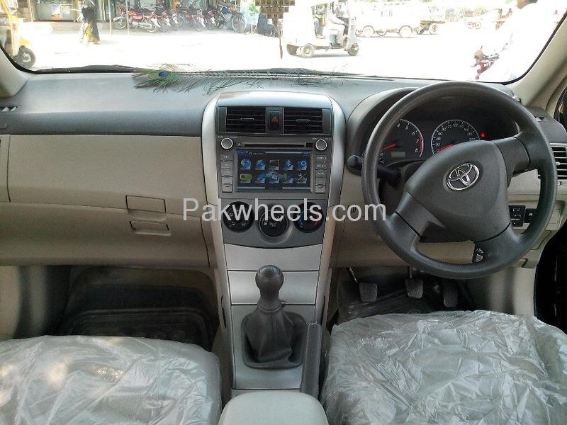 Toyota Corolla 2010 Image-11